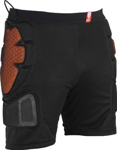 Red Total Impact Short Short de protection ski/snowboard homme Noir XL