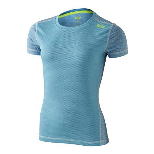 42K Running T-Shirt technique 42k XION2 Femme Blue River XL