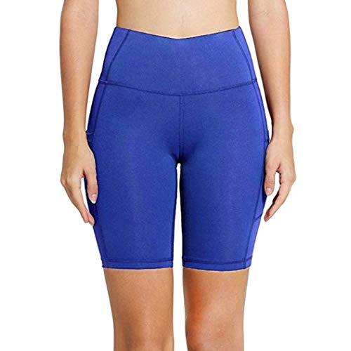 Pantalon De Yoga Pour Femme Pantalon Spécial Style Femme Sport Pour De Court Court...