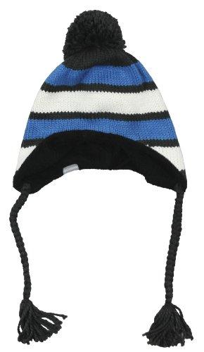 Columbia Alpine Course pour Femmes Bonnet péruvien Bleu Compass Blue/Coal/Sea Salt Taille...