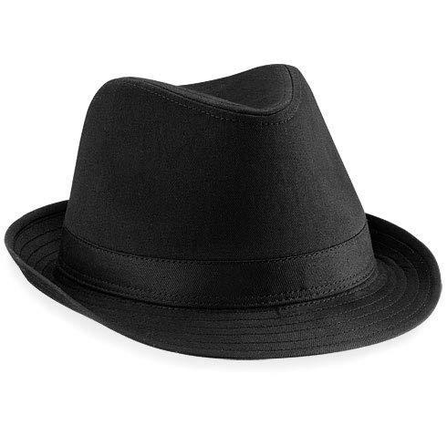 Beechfield Chapeau Borsalino Noir noir S/M