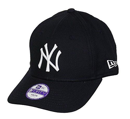 New era New York Yankees Kids 9forty Adjustable MLB League Navy/White - Child