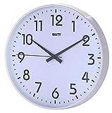 Unity Fradley : Horloge murale silencieuse