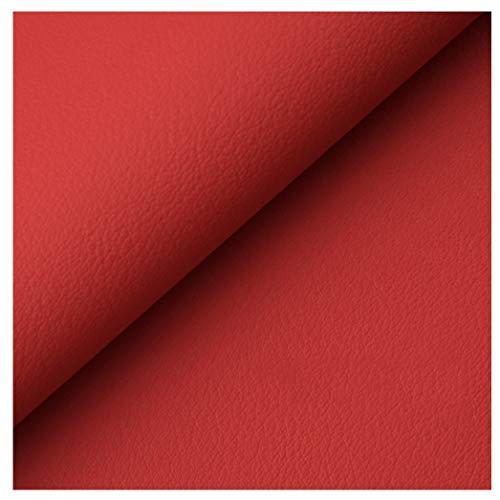 LPLND Tissu Cuir Tissu Suédine Effet Simili Cuir,Imitation Cuir Tissu Tissu Faux Cuir pour Ameublement Canapé Chaises Sacs Vendu Au Mètre 1 Pièce = 1m (Color : #BR314-15)