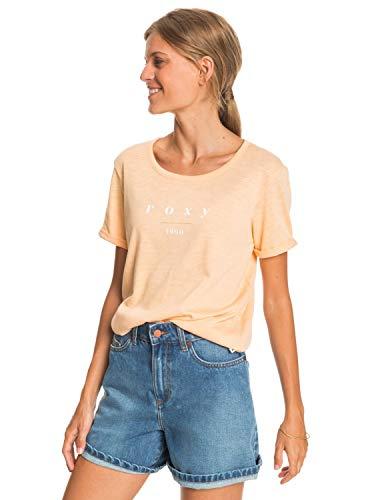 Roxy Oceanholic - T-Shirt - Femme - M - Rose