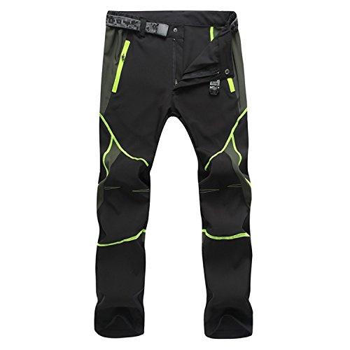 SUKUTU Pantalon de Sport léger, imperméable, Respirant et à séchage Rapide pour Homme,...