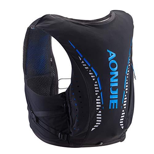 Sac à dos d'hydratation léger respirant 12L en plein air Trail Marathoner course cyclisme course gilet d'hydratation pour hommes et femmes