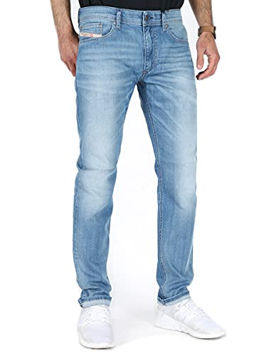 Diesel - Jean slim fit – Thavar XP R18W6, bleu, 32W x 30L