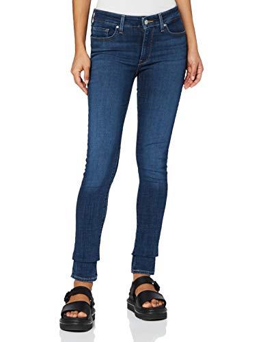 Levi's 711 Skinny Jeans, Lapis Dark Horse T2, 27W / 32L Femme prix et achat