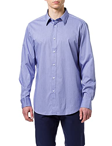 United Colors of Benetton Camicia 5APL5QKK8 Chemise, Motif à Carreaux Bleus 919, Medium Homme prix et achat