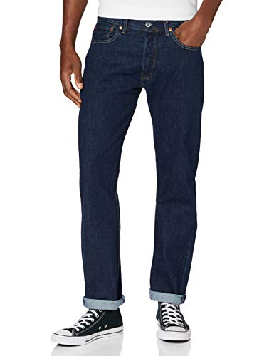 Levi's 501 Original Fit Jeans, Onewash, 32W / 32L Homme