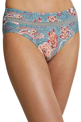 Esprit SARASA Beach NYRmid Waist Brief Bas de Bikini, 370, 44 Femme