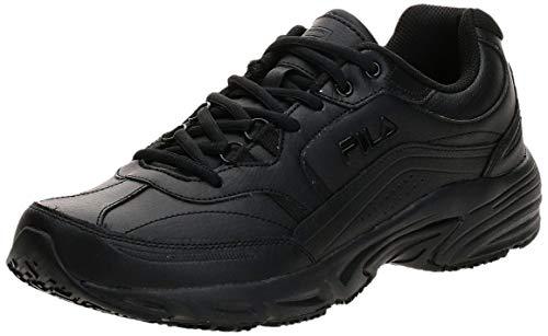 Fila Men's Memory Workshift Footwear Black in Size 47 prix et achat
