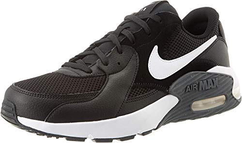 Nike Air Max Excee, Sneaker Basses Homme, Noir/Blanc-Gris Foncé, 47 EU prix et achat