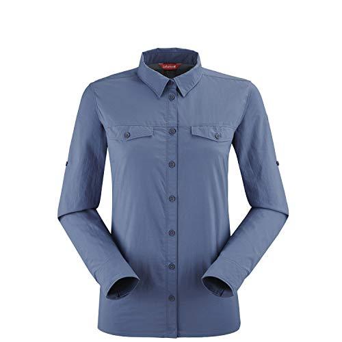 Lafuma LFV11337 chemise - femme - Bleu - FR: S