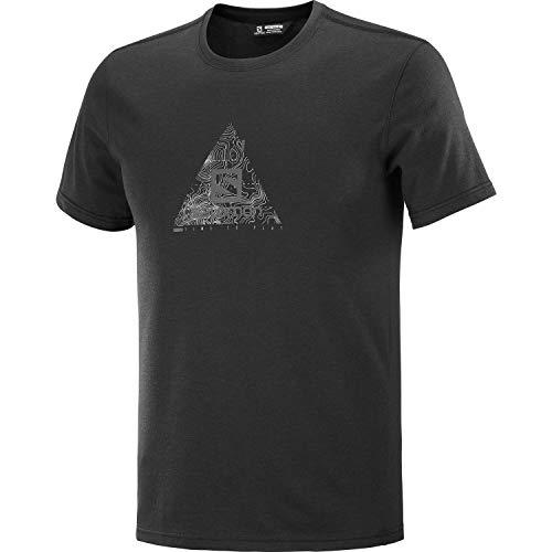 SALOMON Explore T-Shirt Polyvalent Homme Trail Running Randonnée