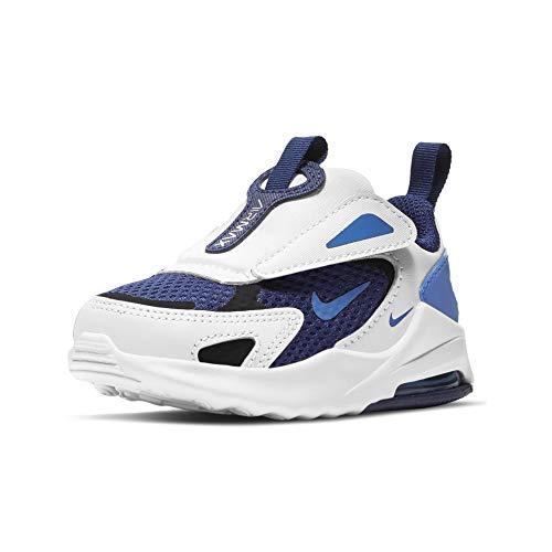 Nike Air Max Bolt, Basket Garçon Unisex Kinder, Blue Void/Signal Blue-White-Black, 22 EU prix et achat