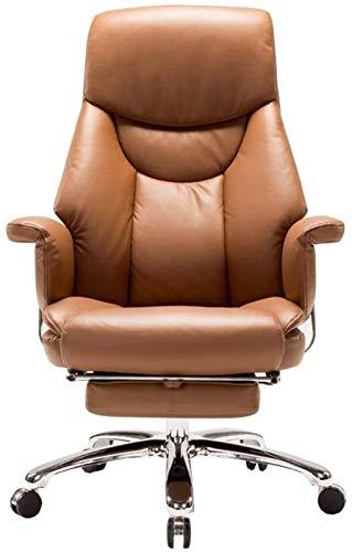 Fauteuils GSN Chaise de Bureau Ordinateur 130 ° Tilt Boss Design...
