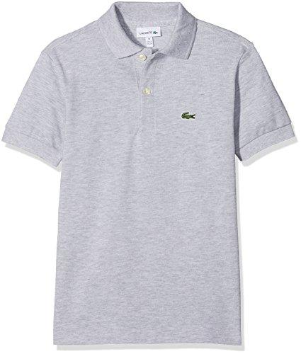 Lacoste Pj2909, Polo T-shirt Garçon - Gris (Argent Chine) - 16 ans prix et achat