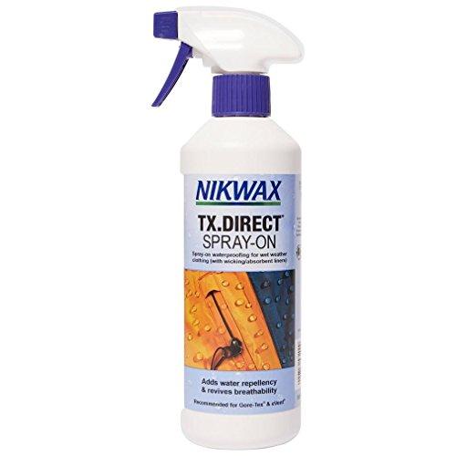 Nikwax - Nikwax TX Direct Spray - Imperméabilisant -Transparent - Taille: 500 ml