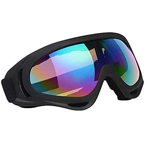 Vicloon Lunettes de Ski Masques Snowboard,Motoneige Moto Lunettes Ski Goggles Protection...