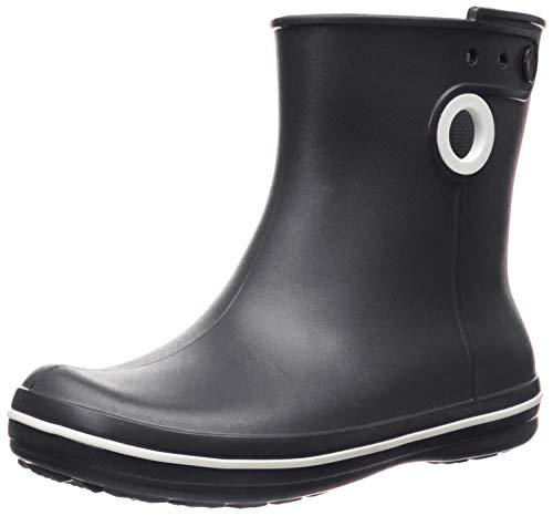 Crocs Jaunt Shorty Boot Women, Bottes Femme, Noir (Black) 38/39 EU