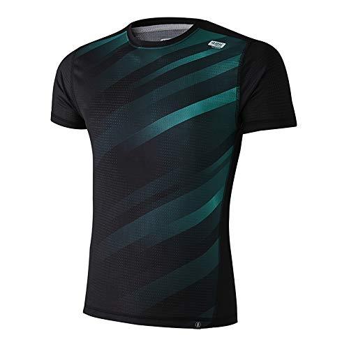 42K Running Elements T-shirt technique 100 % recyclé XXL Terre