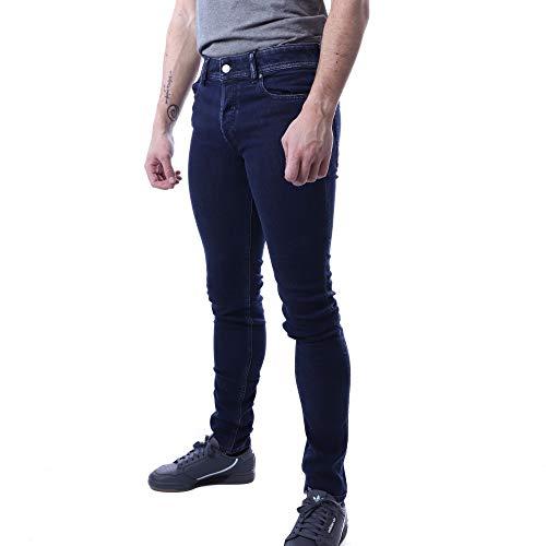 DIESEL Sleenker Jean Bleu Homme Slim-Skinny