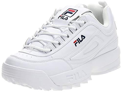 FILA Disruptor men Sneaker Homme, blanc (White), 43 EU prix et achat