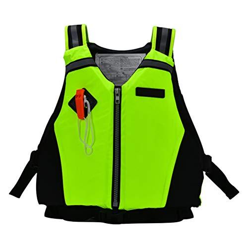 Gilet de Sauvetage Adulte, Gilet de Survie Dynamic Paddle Sports Life Vest avec sifflet...