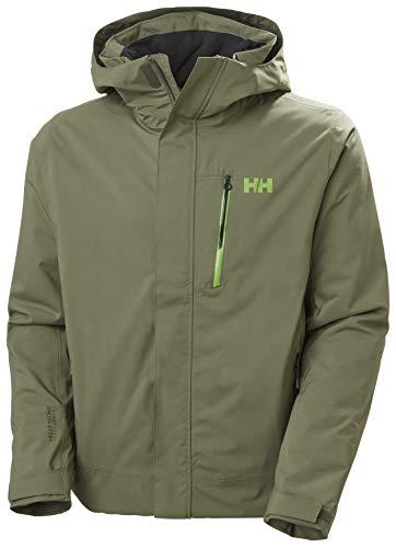 Helly Hansen Bonanza Jacket Veste Isolante Homme, Vert (Lav Green), L