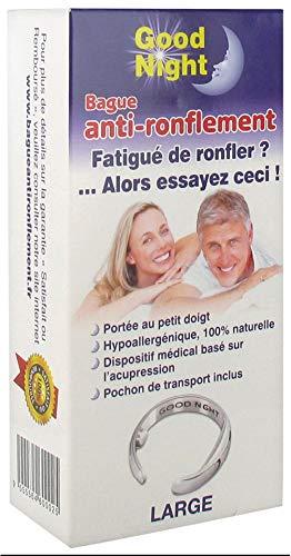 Good Night - Bague anti-Ronflement - Taille L prix et achat