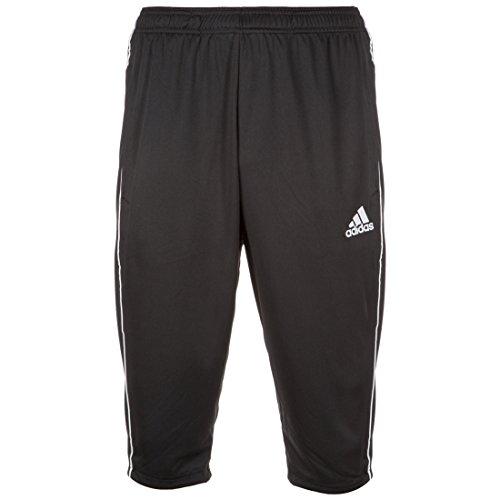 Adidas, Core 18, Pantalon 3/4, Noir Blanc, L Homme prix et achat