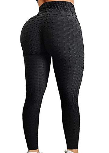 NNDUO Legging Anti-Cellulite, Pantalons de Yoga à Taille Haute pour Femme, Cellulite...