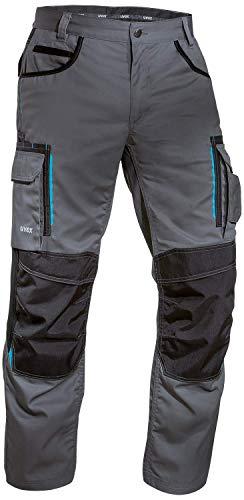 Uvex Tune Up Pantalon de Travail,Gris,54