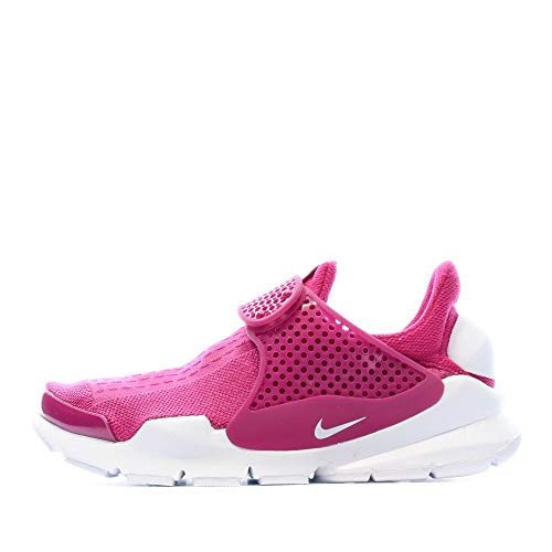 Nike Sock Dart Baskets Rose Femme