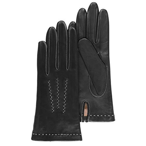 Gants cuir femme - M - Noir - Taille 7.5 prix et achat