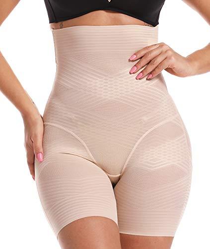 SLIMBELLE® Femme Culotte Sculptante Gaine Amincissante Taille Haute Ventre Plat Invisible...