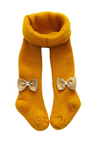 Fliegend Collants Polaires Bébé Enfants/Filles Collants Doublés/Leggings Collants Tricotés pour Tout-Petits/ Chaussettes Hiver pour Bébé Enfants 110-122cm prix et achat