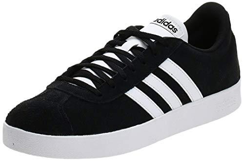 adidas VL Court 2.0, Chaussures de Fitness Homme, Noir (Negbas/Ftwbla 000), 43 1/3 EU prix et achat