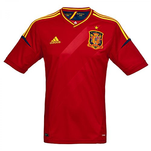 T-shirt Adidas:164 maillot Rouge 14 Ans