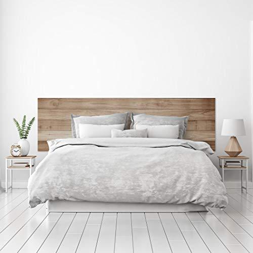 MEGADECOR Tête de lit en PVC décoratif, économique, texture...