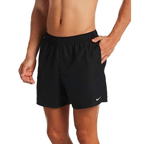 Nike 5 Volley Short Slips de Bain Homme, Noir, L