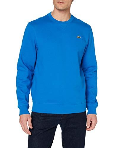 Lacoste SH1505 Sweater, Bleu C31, Medium 46-48 Homme prix et achat