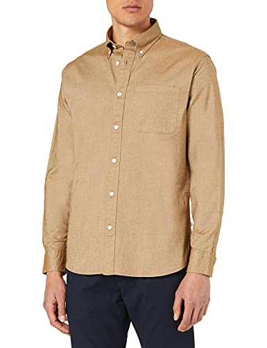 Selected Homme Slhregrick-Ox Flex Shirt Ls S Noos Chemise, en Teck prix et achat