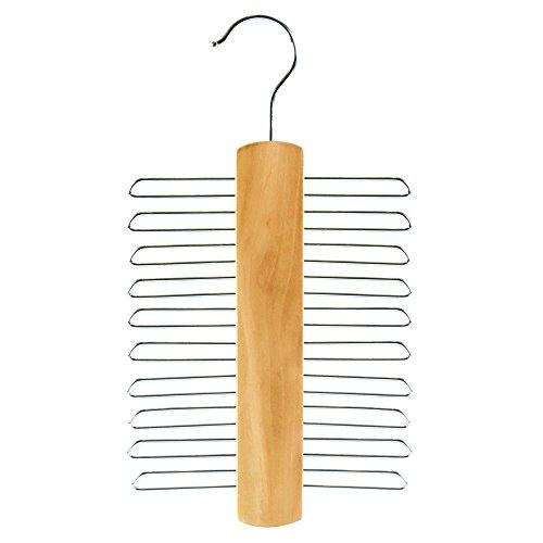 Hangerworld Cintre Porte-Cravates Classique en Bois - 15 x 30cm prix et achat