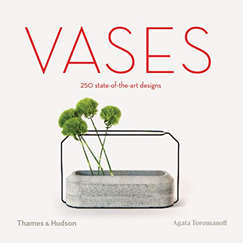 Vases : 250 state-of-the-art designs