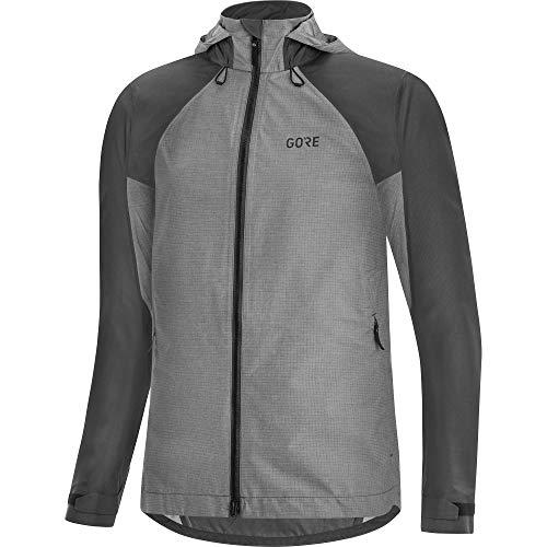 GORE WEAR C5 Femme GORE-TEX Trail Veste à capuche Jackets, Terra Grey, FR : XL (Taille...