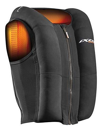 Ixon Gilet Airbag IX-Airbag U03 Taille Noir, Taille XL