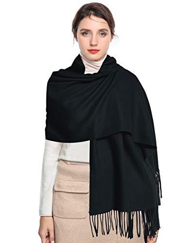 Ease Leap Cachemire Hiver Chaud Écharpe Pour Femmes Pashmina Châle Wrap Hommes Grandes...
